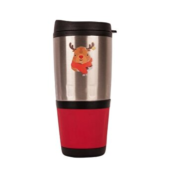 Picture of  Biggdesign Deer Steel Mug