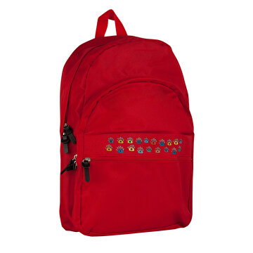 Picture of Biggdesign Eyes On You Red Backpack