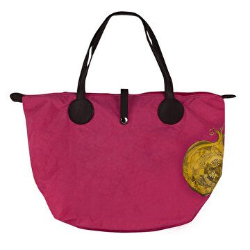 Picture of  Biggdesign Pomegranate Pattern Foldable Shoulder Bag