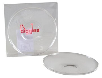 Picture of BiggTea Double Wall Espresso Saucer