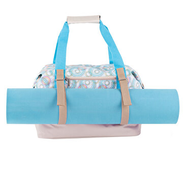 Picture of  BiggYoga Blue Chakra Sport Bag