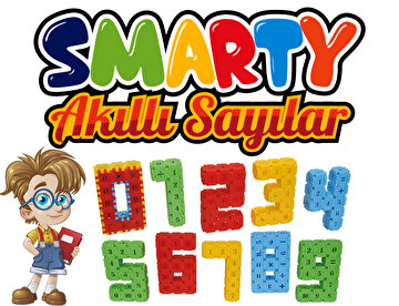 Picture of  Matrax 100 Pcs Smarty® - Smart Numbers