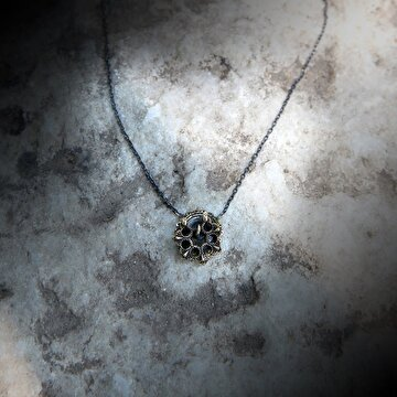 Picture of   TashDesign Knocker Necklace