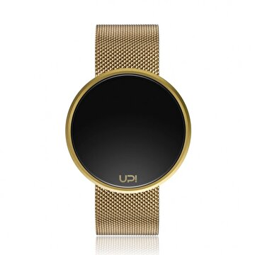 Picture of  Upwatch Round Steel Gold Unisex Wrist Watch