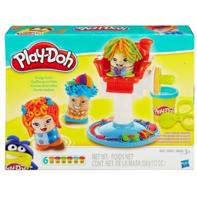 Picture of  Play-Doh Çılgın Berber