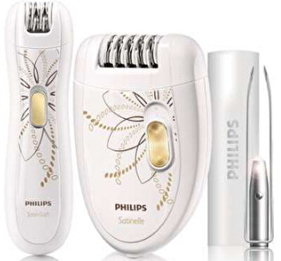 Philips HP6540 Epilasyon Seti