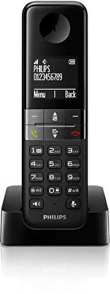 Picture of Philips D4501B Dect Telefon