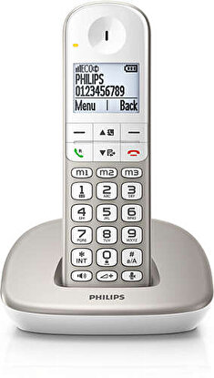 Picture of Philips Philips XL4901S/38 Dect Telefon Silver