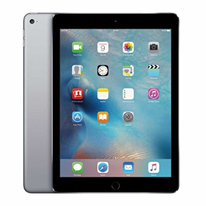Resim  Apple iPad Air 2 Wi-Fi 32GB - Space Grey
