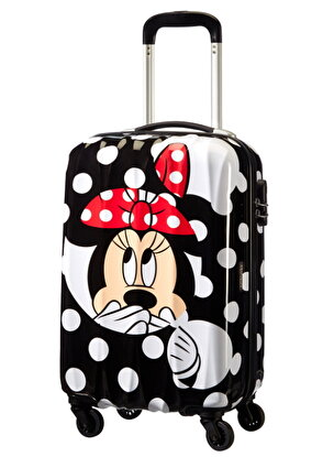 Resim  American Tourister Disney Legends Minnie 55 cm Kabin Boy Valiz