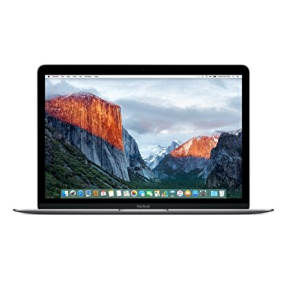 Resim  Apple 12-inch MacBook: 1.2GHz dual-core Intel Core m3, 256GB  Notebook