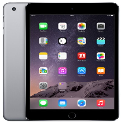 Resim  Apple iPad mini 4 Wi-Fi 32GB - Space Grey