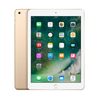 Resim   Apple  iPad Wi-Fi 32GB - Gold MPGT2TU/A