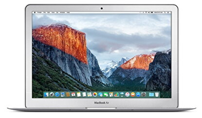 Resim    Apple Macbook Air 13.3 inç intel Core i5 1.6 GHz 8 GB 128 GB Notebook MMGF2TU/A