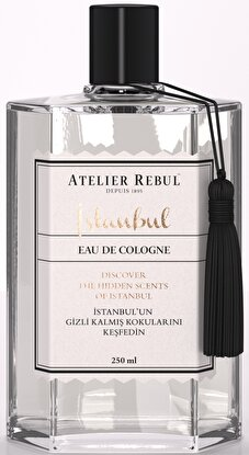 Picture of  Atelier Rebul İstanbul Eau De Cologne Kolonya 250ml