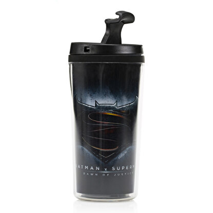 Resim  Batman v Superman Justice Thermo Mug 280 Ml