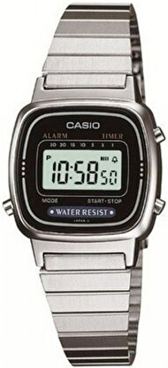 Picture of Casio LA670WD-1DF Bayan Kol Saati