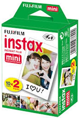 Picture of Fujifilm Instax Mini Film 20'li