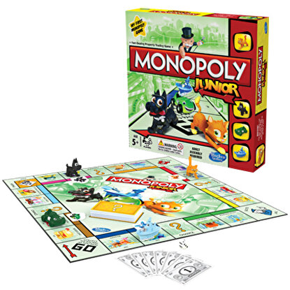 Picture of Hasbro Monopoly Junior
