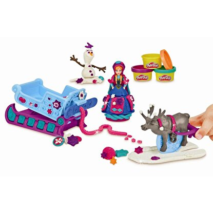 Picture of Hasbro Play-Doh Disney Frozen Oyun Seti