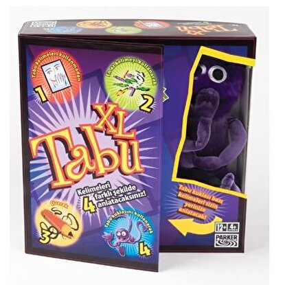Picture of Hasbro Tabu XL