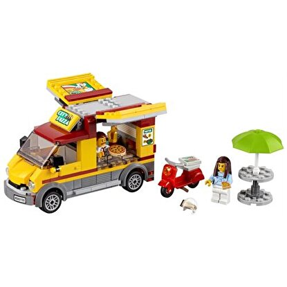 Picture of  LEGO® 60150 City - Pizza Minibüsü