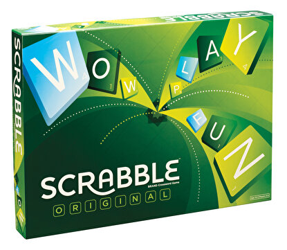 Picture of Mattel SCRABBLE Orginal Türkçe