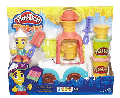 Picture of Play-Doh Town Dondurma Arabası