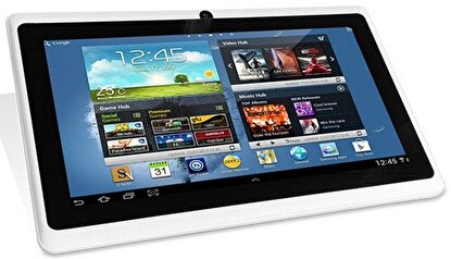 "Picture of Quadro Soft Touch 6 Quad Core 1.33GHZ 512MB 8GB 7"" Android Tablet"