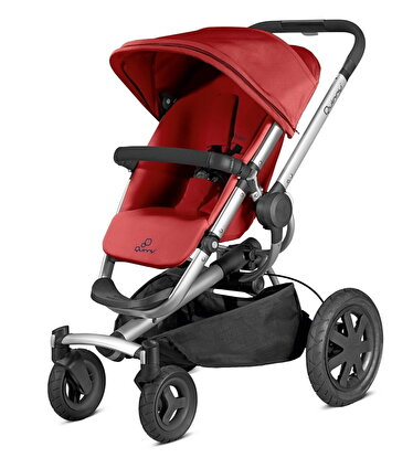 Picture of Quinny Buzz Xtra 4 Bebek Arabası - Red Rumour