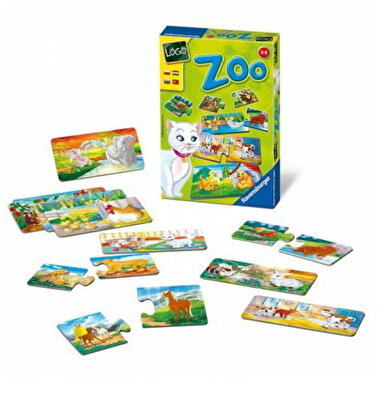 Picture of Ravensburger Logo Oyunları-Zoo