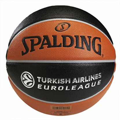 Resim  Spalding Tf-500 Turkish Airlines Euroleague Basket Topu No:7