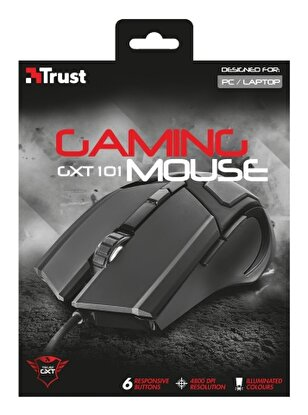 Resim  Trust 21044 GXT101 Gaming Mouse