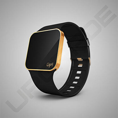 Picture of Upgrade Matte Gold & Black Unisex Kol Saati