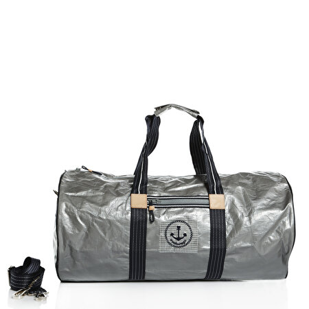 Picture of Anchorage men cylinder bag grey
