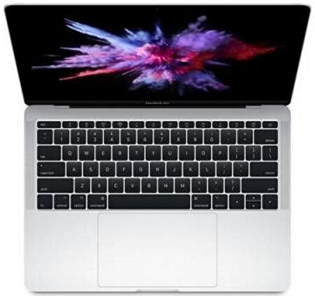 Resim  Apple 13-inch MacBook Pro: 2.3GHz dual-core i5, 256GB Notebook - Silver