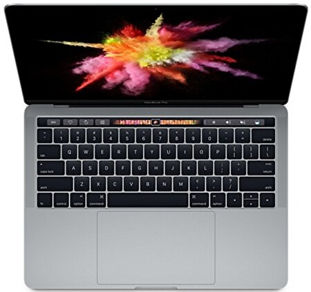 Resim  Apple 13-inch MacBook Pro with Touch Bar: 3.1GHz dual-core i5, 512GB Notebook - Space Grey