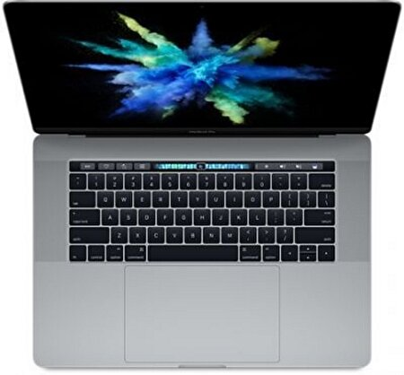 Picture of Apple 15-inch MacBook Pro with Touch Bar: 2.8GHz quad-core i7, 256GB Notebook - Space Grey