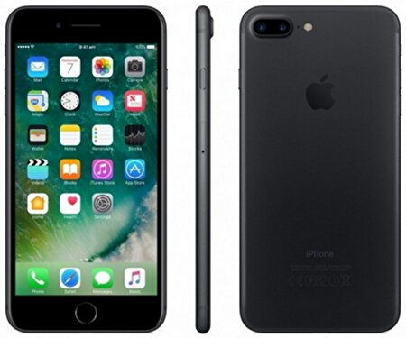 Resim  Apple iPhone 7 Plus 128GB Black