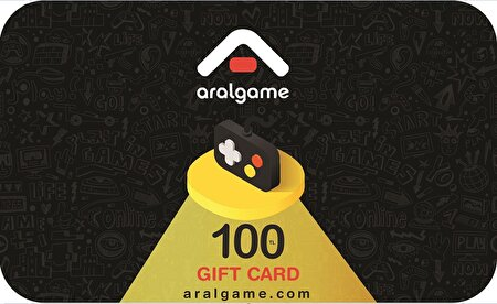 Picture of Aral Game 100 TL Digital Gift Check