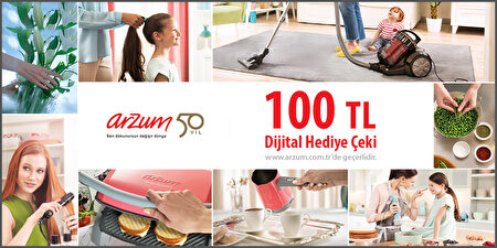 Picture of Arzum 100 TL Digital Gift Check