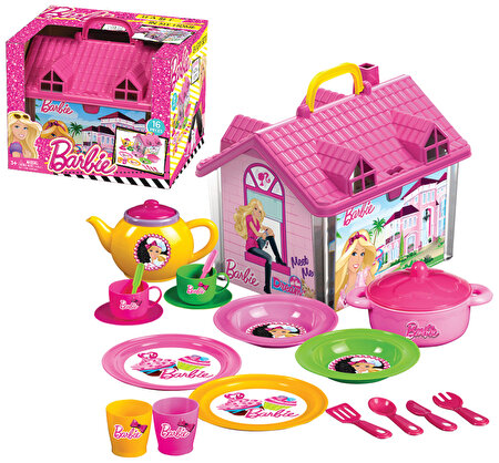 Picture of Barbie Home Tea Set