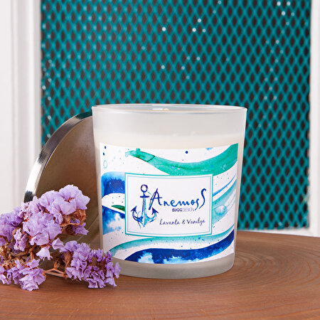 Picture of Biggdesign AnemosS Wave Medium Size Candle