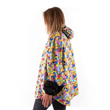 Picture of Biggdesign Fertility Fish Raincoat