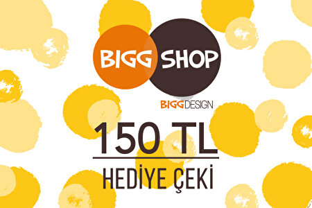 Picture of Biggshop 150 TL Digital Gift Check