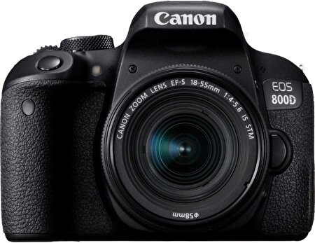 Picture of  Canon EOS 800D 18-55mm IS STM Camera