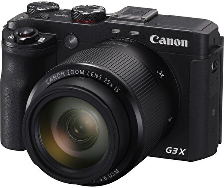 Picture of X BK PowerShot G3 Camera