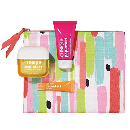 Picture of Clinique Pep Perfect Skin Care Set