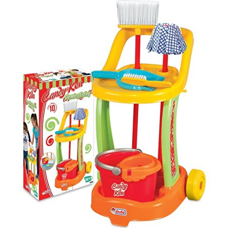 Picture of Dede Candy Cleaning Cart
