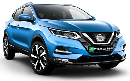 Picture of Enterprise Nissan Qashqai Rent Daily